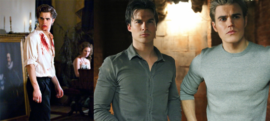 Vampire Diaries Bonnie And Klaus