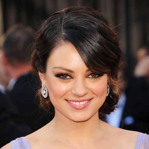 How to get mila kuniss 2011 oscars hairstyle popsugar beauty share this link copy mila kunis pmusecretfo Image collections