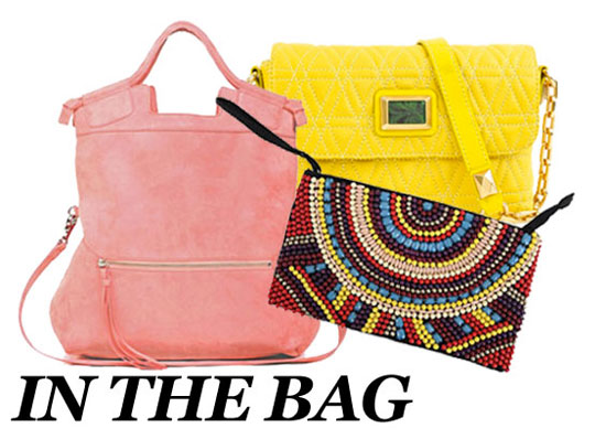 Sugar Shout Out: 10 Must-Have Bags For Spring