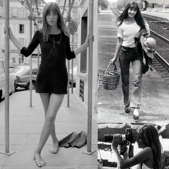 Investing In Street Appeal With Style: Jane Birkin Inspires Spring Shopping For Easy Breezy