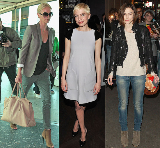 Quiz: Who's Your Celebrity Style Doppelgänger? | Who What Wear