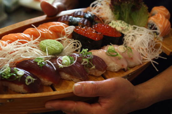 Escolar Sashimi   Studies Show Fish Escolar White Tuna Grouper Are Frequently