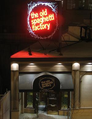 old spaghetti factory