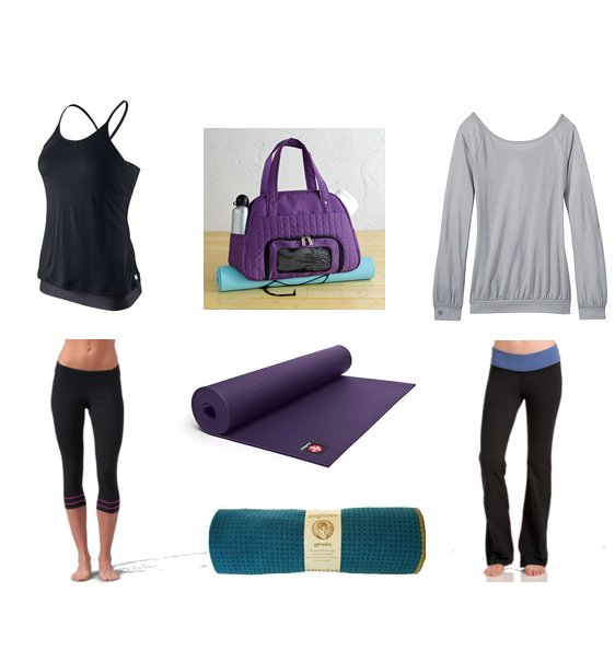 What To Bring To Yoga Class Popsugar Fitness