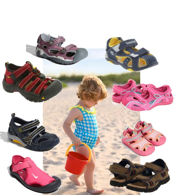 Best Kids Sandals | POPSUGAR Moms