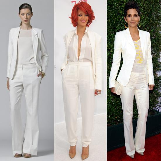 Summer White Suits | POPSUGAR Fashion