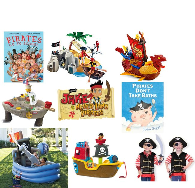 Pirate Toys For Kids Popsugar Moms