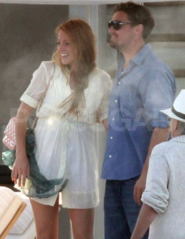 Blake Lively Dating Leonardo Dicaprio Popsugar Celebrity