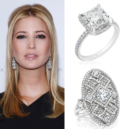 Ivanka Trumps Green Bridal Jewellery See Her Eco Friendly