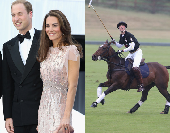 Prince William And Kate Middleton S California Trip