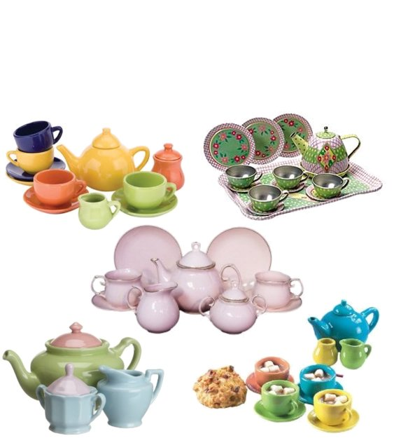 real china and porcelain tea party sets for kids popsugar moms. Black Bedroom Furniture Sets. Home Design Ideas