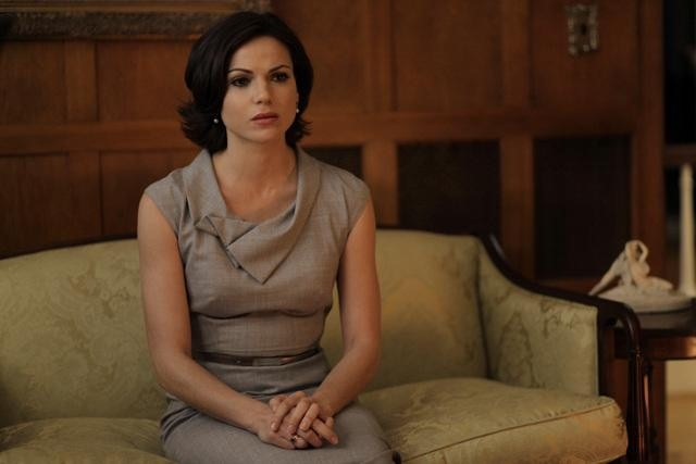 Lana Parrilla on ABC&#039;s Once Upon a Time.</p> <p>Photo copyright 2011 ABC, Inc.