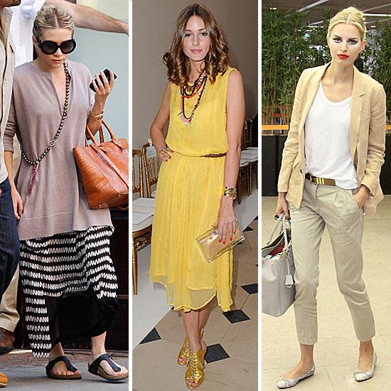 Celebrity Fashion Quiz Popsugar Fashion