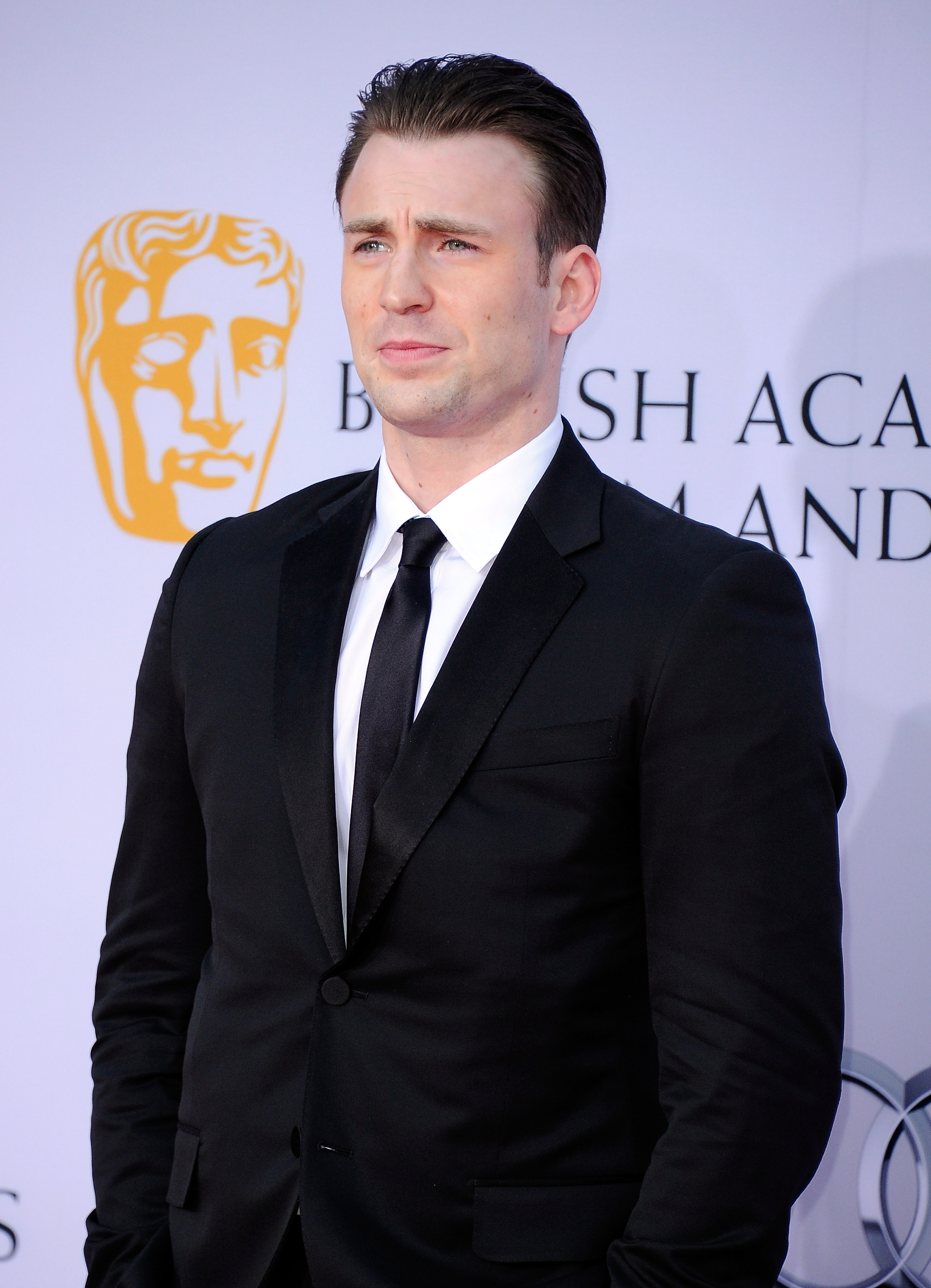 Chris Evans at the BAFTA Brits to Watch event in LA.
