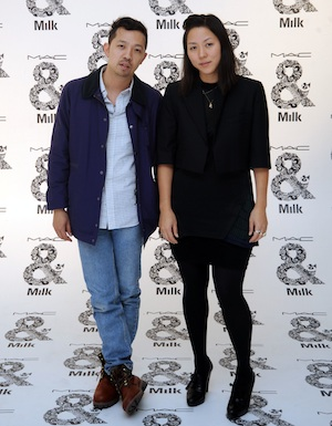 63ccf3c3 Carol Lim and Humberto Leon of shopping cult favourite, Opening Ceremony,  have been named the new creative directors of Kenzo.