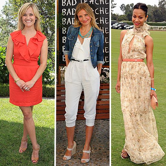 Celebrity Fashion Quiz July 16 2011 Popsugar Fashion