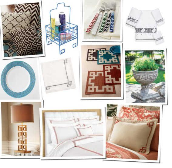 Http Www Popsugar Com Home Greek Key Decor 18375994