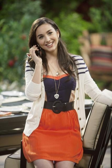 Molly Ephraim in ABC&#039;s Last Man Standing.