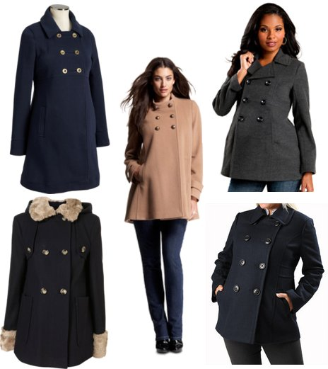 Winter Pea Coats
