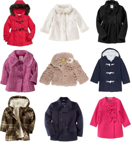 Stylish and Warm Winter Coats For Kids | POPSUGAR Moms