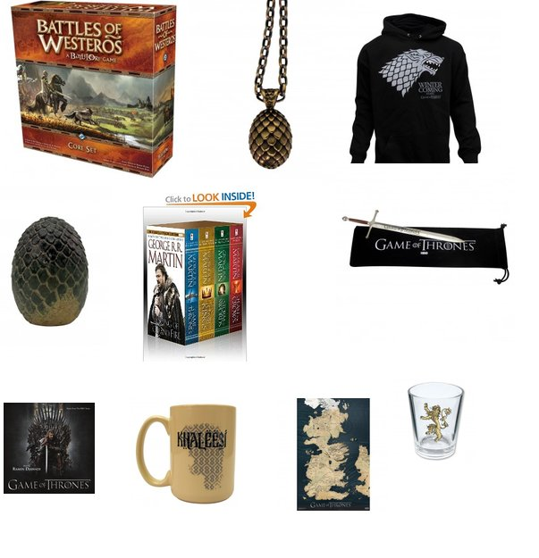 game of thrones gifts of thrones gift guide popsugar entertainment 29576