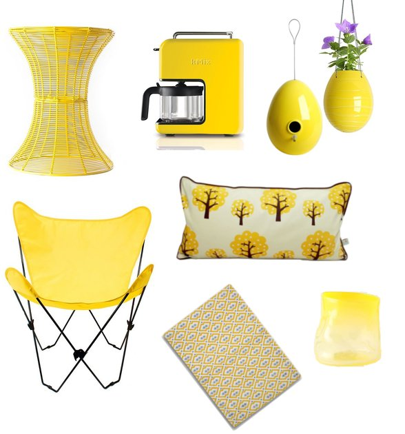 Gorgeous Ideas Yellow Home Decor