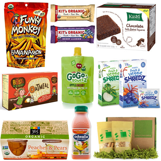 Snack Attack: 9 New Healthy After-School Snacks 8/23/12POPSUGARMomsHealthy SnacksEasy Healthy After-School SnacksSnack Attack: 9 New Healthy After-School Snacks August 23, 2012 by Rebecca Gruber0 Shares It's easy to get into an after-school snack-time rut. The kids come home from school ravenous and reach for the first familiar thing they see. But what if the pantry was stocked with new fare this year — and all of it was healthy? Would your lil ones know the difference? Before picking up your typical brand of chips and crackers at the store, check out these nine additions to the snack-food aisle this year.  <a href=