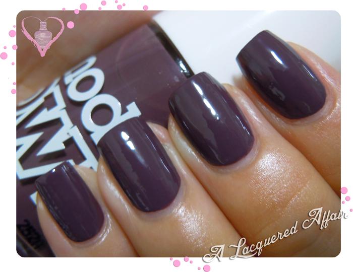 Models Own Purple Grey