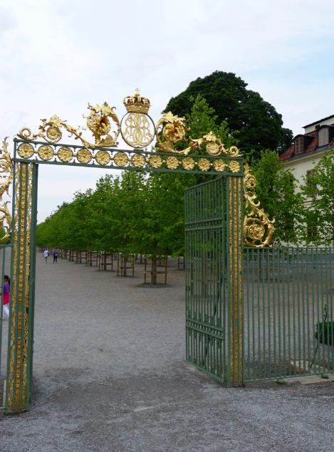 Royal Drottningholm Palace
