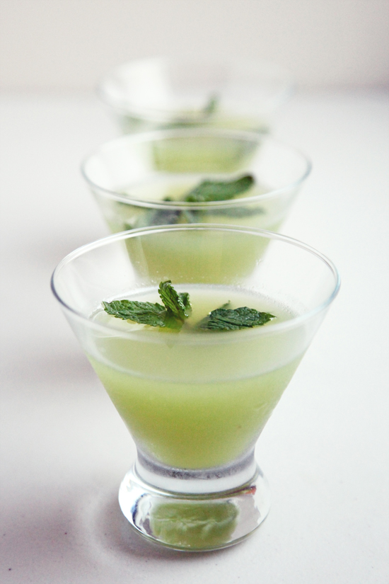 Celery Southside Cocktail Recipe | POPSUGAR Food