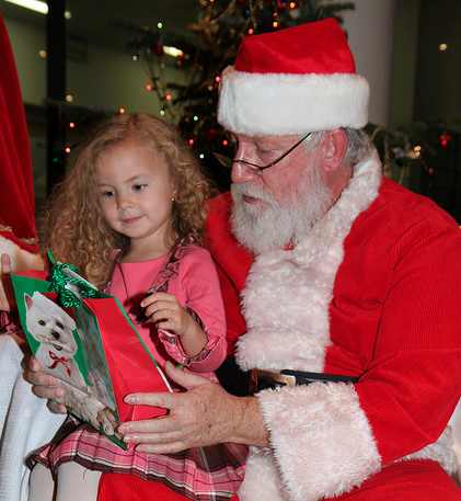 Santa Claus 101: Visiting Santa, Christmas Eve Traditions, and When To Tell the Truth