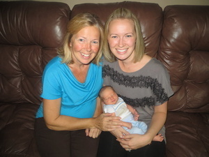 Grandmother Gives Birth to Own Grandson