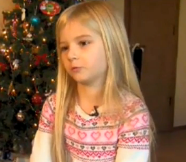 6-Year-Old Shows the True Spirit of the Holidays (VIDEO)