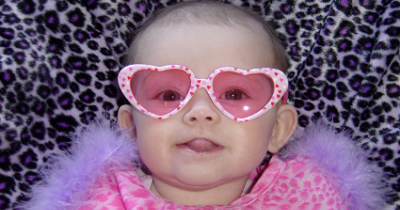 Pretty Babies: What's Fueling the Diva Trend for Little Girls