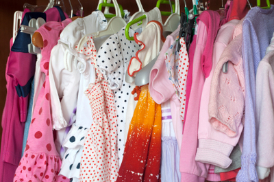 10 Organizing Tricks for Kid Closets