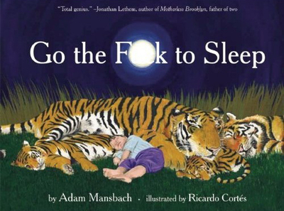 A New Bedtime Story - But It's Not for the Kids