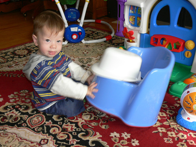 Should You Potty Train with a Toilet Insert or a Potty Chair?