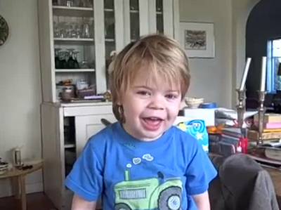 Toddler Wows with Incredible Memory (VIDEO)