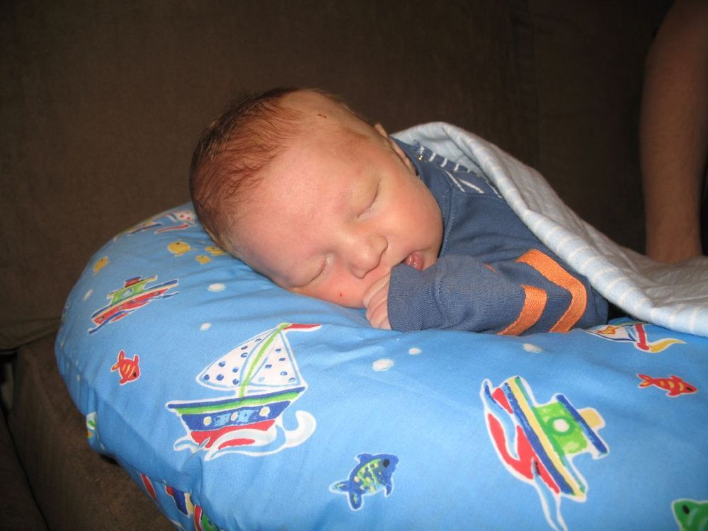 Giving Thanks for the Boppy… and Other Mom Favorites for the 1st Year