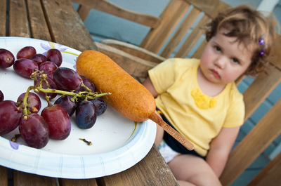 5 Tricks for Coaxing a Toddler to Eat