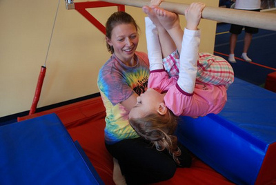 From the Cradle to the Gym: When Moms Push Toddlers in Sports