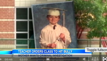 (VIDEO) Mom Wants Justice Over Anti-Bullying Lesson