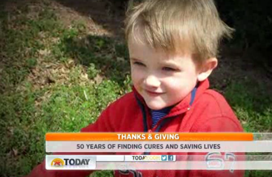 A 10 Year-Old's Inspiring Fight Against Cancer