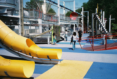 Mom Charges $350 to Let Kids Play Unsupervised in Park