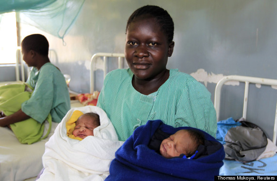 New Mom Names Twins After Both Obama and Romney