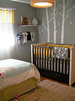 Tricks For Decorating A Shared Bedroom For Opposite Sex Siblings - Shared bedroom ideas for mom and toddler