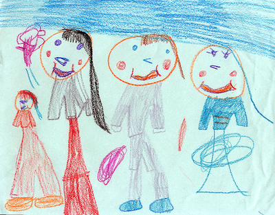 What (If Anything) Do Your Preschooler's Drawings Mean?