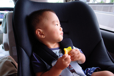 Why I Left My Preschooler in the Car Unattended
