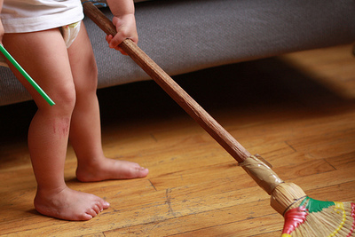 3 Reasons Toddlers Should Have Chores