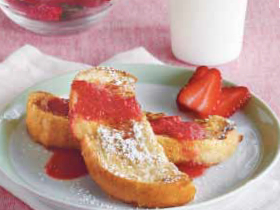 French Toast Soldiers